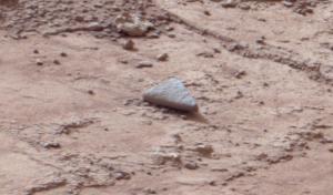Mars triangle